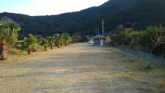 香川県、小豆島、吉田キャンプ場